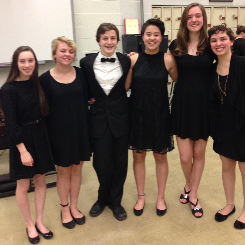 Uniforms and Concert Attire » Upper Arlington High School Band Program