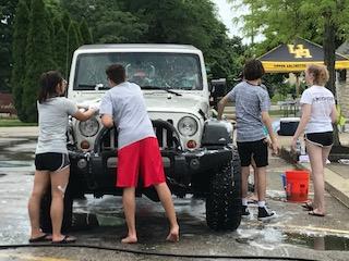 Car Wash Fundraiser June 1st Upper Arlington High School Band